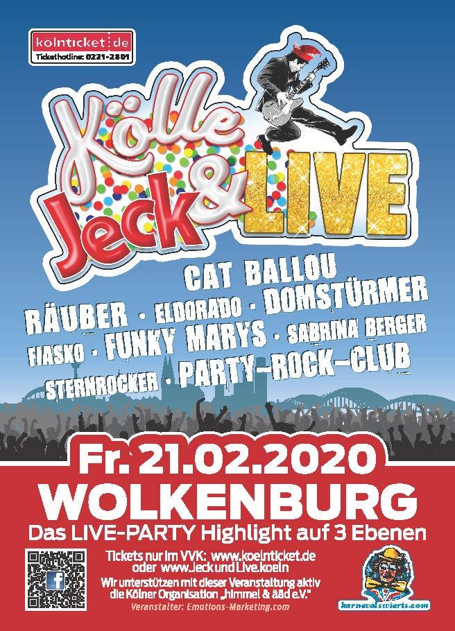 Wolkenburg Karneval