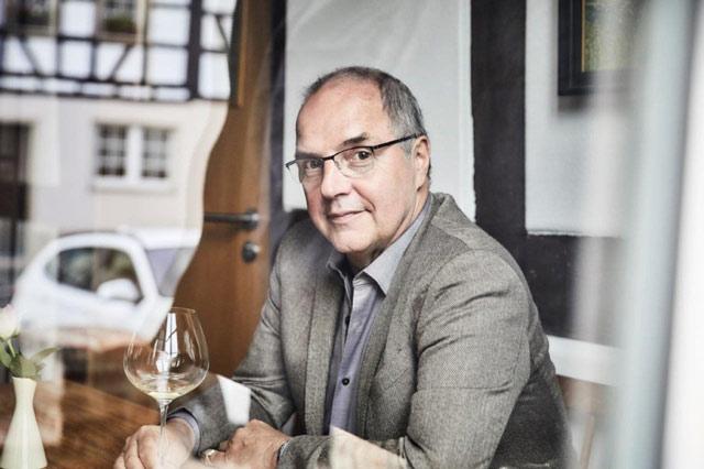 Helmut Gote in der Eventlocation Wolkenburg zu den FIne Food Days Cologne 2021!
