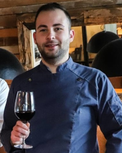 Chefkoch Bastian Rudorf vom Restaurant JOSEPH'S!