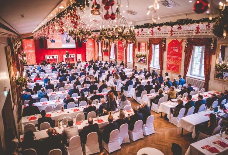Business Events im Festsaal der Eventlocation Wolkenburg in Köln!