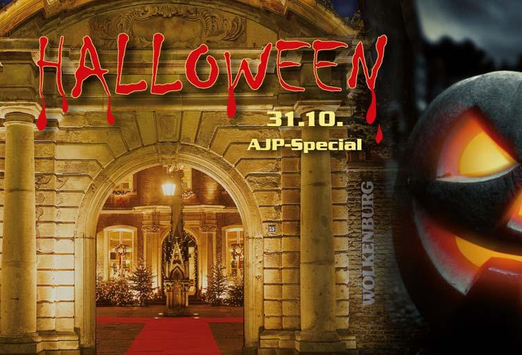 Halloween in der Eventlocation Wolkenburg!