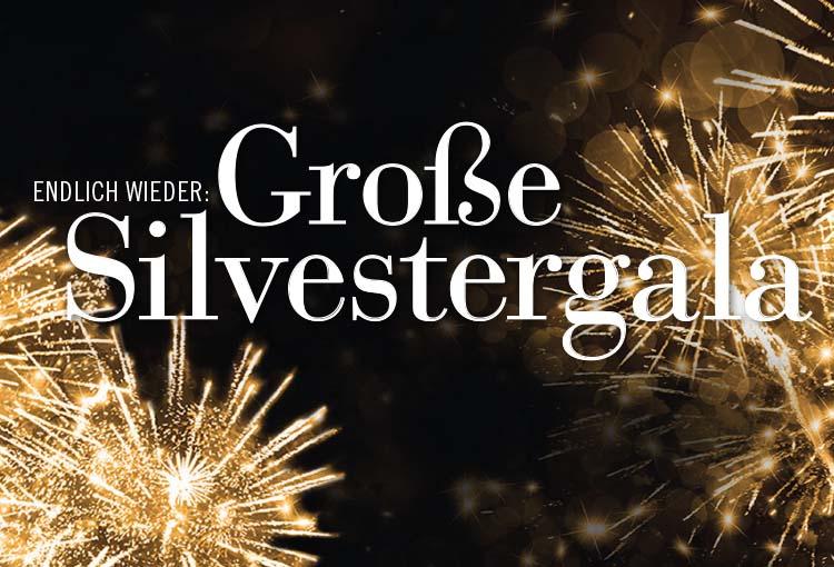 Große Silvester Gala 2021 in der Wolkenburg!
