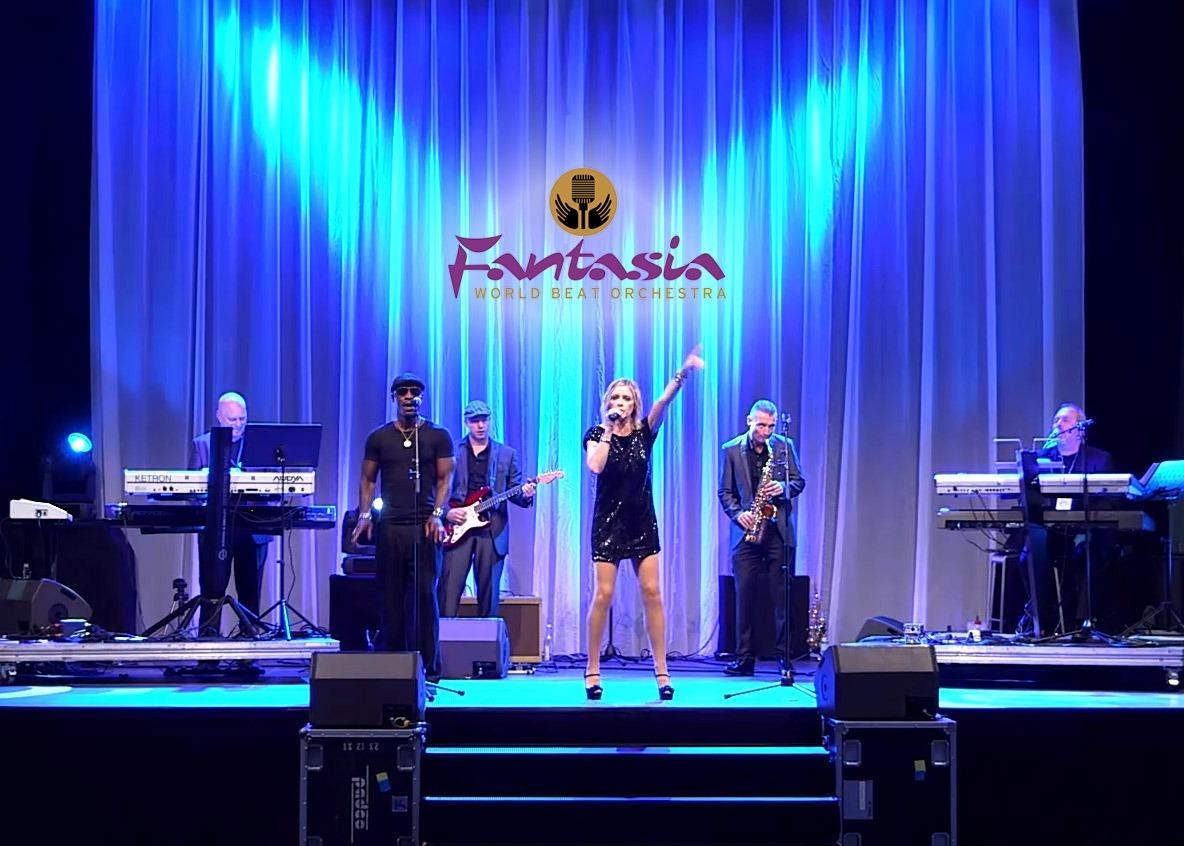 Band Fantasia beim Silvester Event in der Eventlocation Wolkenburg!