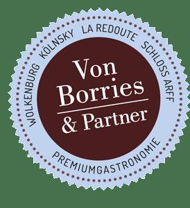 Von Borries und Partner Premiumgastronomie Eventlocation Wolkenburg