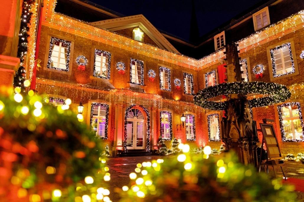 Ihre Weihnachtsfeier in der Eventlocation Wolkenburg!